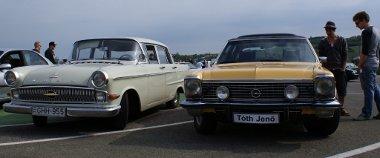 Az Opel nagyjai - Kapitan és Diplomat