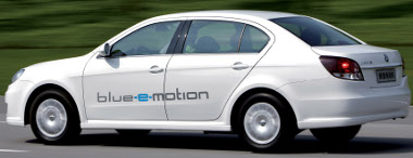Elektromos hajtású autóval nyit a VW kínai almárkája, a Kai Li