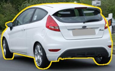 Kétszáz lóerő körüli teljesítményt remélhetünk a Ford Fiesta ST-től