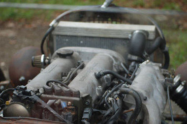 Az 1,8-as motornak most csak 700 kg-ot kell mozgatnia - nem kellett tuning