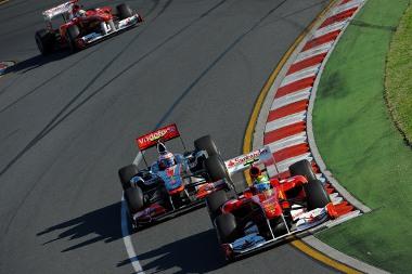 Massa jövőre még biztosan a Ferrarinál versenyez - de azért nem ártana, ha összekapná magát