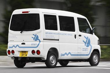100 vagy 150 km a Mitsubishi Minicab MiEV hatótávolsága felszereltségtől - és akkumulátortól - függően