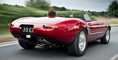 Növelt teljesítményű motor, alacsonyabb tömeg - az Eagle Speedster lényegében egy teljesen új autó