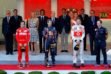Vettel először nyert Monacóban