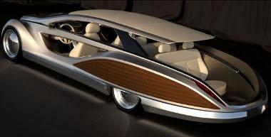 A hajóépítésben szerzett tapasztalatokat és anyagokat hasznosítja a Stand Craft Beach Cruiser