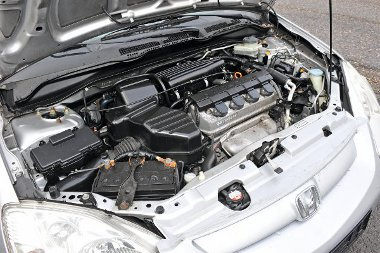 Honda Civic 1.4: 90 LE, 130 Nm, 177 km/óra