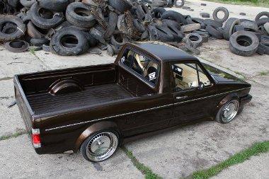 Megmaradt a teherautó-funkció is – igaz nem fogják már annak használni ezt a VW Caddy-t