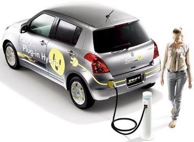 2009-ben tanulmány volt, 2013-tól Japánban megvásárolható lesz a Suzuki Swift hibrid