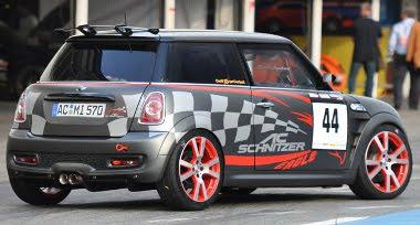 Azt mondja az AC Schnitzer, az ő Minijük a leggyorsabb