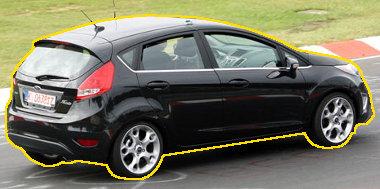 Háromajtóssal kezdték, most már ötajtós karosszériával gyötrik a Ford Fiesta ST-t a Nürburgringen