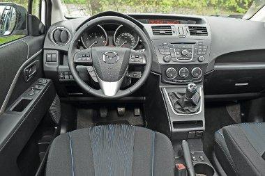 Közvetlen kormányzás, precíz váltó – öröm a Mazda5-ös vezetése!