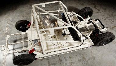 Még nincs kész a Renault 4 rekordautó, de augusztus 13-án már Bonneville-ben lesz