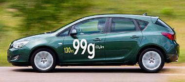 Nőtt a teljesítmény, csökkent a fogyasztás az Opel Astra ecoFLEX esetén. Az árról még nincs információ