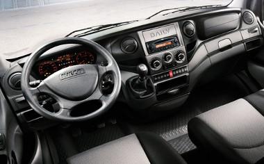 A külsőre és motorokra koncentráltak az Iveco Daily renoválása során