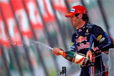 Emlékezetes marad Webber tavalyi győzelme