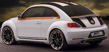 Még nincs kész, de Frankfurtban már ott lsz az ABT tuningos VW Beetle