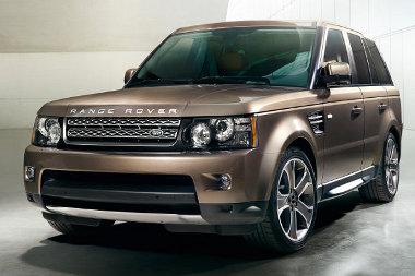 Nyolcfokozatú váltó, új részecskeszűrő - csökkent a Land Rover Discovery és a Range Rover Sport átlagfogyasztása