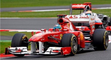 Alonso nyerte, vagy Vettel vesztette el a Brit Nagydíjat?
