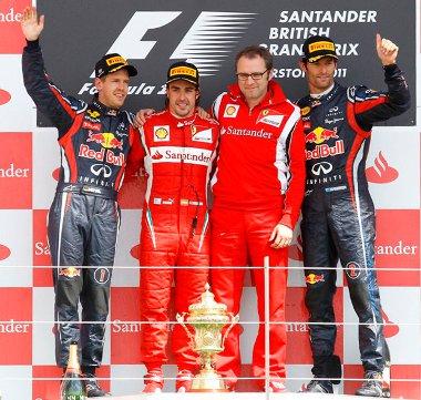 Alonso rég állhatott fel a dobogó legfelső fokára