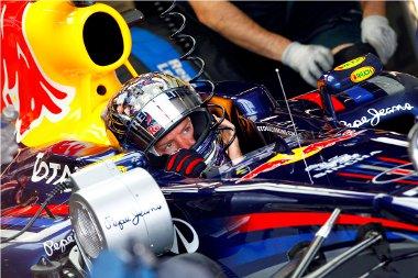 Kitűnő rajt lett a nagy koncentrálás eredménye Vettelnél