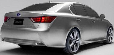 Állítólag egy Lexus-levélből származnak ezek a képek, amelyek már az új GS-t ábrázolják