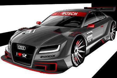 Az Audi és a BMW is kupéval indul jövőre a DTM-ben