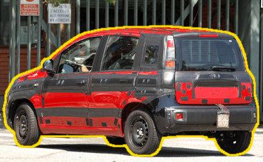 Sokat veszített álcájából az új Fiat Panda - igazából már nincs is mit titkolni