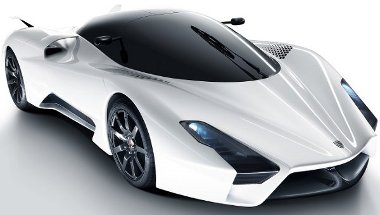 Ez lesz a világ leggyorsabb autója, ha végre bemutatják. Egyelőre csak képeken létezik az SCC Tuatara