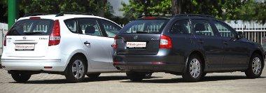 Hyundai i30-asból (2007-től) körülbelül 100 darabot találni, a kínálat 30%-a dízel és szintén 30%-a kombi. Az i30-as repertoár kétmilliótól egészen 3,9 millióig terjed. Jóval több Skoda Octavia keresi új gazdáját (2004-től, kb. 500 db), a gázolajosok arán