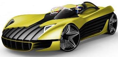 Volt, aki tudta, hogy a Ferrari színe valójában a sárga