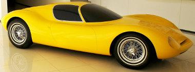Girgetto Giugiaro még a Bertone-nál dolgozott, amikor elkészítette a - sokáig elfeledett - vázlatokat az akkor még nem is létező Lamborghini márka számára