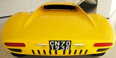 Ferrari 250 LM, Dodge Charger - később azért így vagy úgy megvalósult az autó