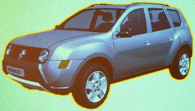 Néhány karosszériaelem lecserélésével alkotnák meg az új Renault 4-est - ami olcsó és sokoldalú autó lenne