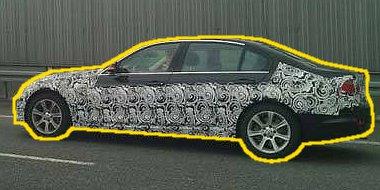 Kínában sofőrös limuzin lesz a nyújtott tengelytávolságú BMW 3-as