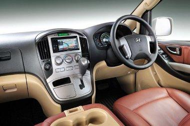 Mint a tévé: színesben sokkal szebb látványt nyújt a Hyundai H-1