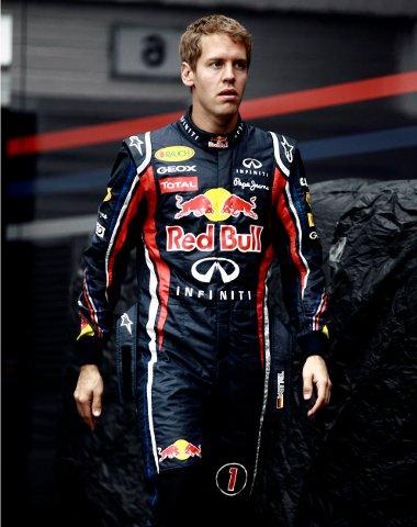 Bárhogy igyekezett Vettel, továbbra se tudott győzelmet aratni a Hungaroringen