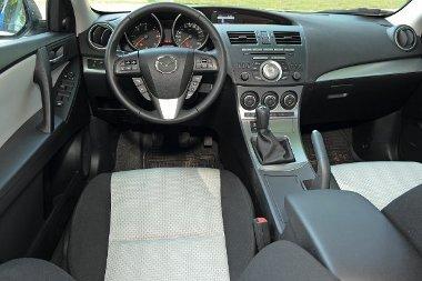 A Mazda ötfokozatú automata sebességváltója csak a 2,0 literes benzineshez konfigurálható