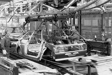 Külön gyárat építettek az új kisautónak Valenciában; igaz, nem csak ott gyártották