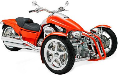 Kanyarban bedőlő, az amerikai sörhasra méretezett motorok - a Harley-Davidson nem volt elég bátor a piacra dobáshoz