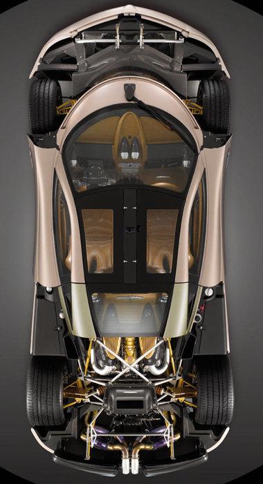 Még nem fejeződött be a Pagani Huayra fejlesztése - ha forgalmazni akarják az USA-ban is