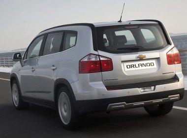 Kanadában 2,4-es benzinmotorral adják a Chevrolet Orlando-t