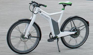 Négy fokozatban állítható a Smart eBike bicikli rásegítése
