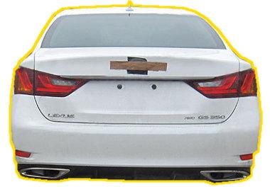 Hű maradt a tanulmányhoz a Lexus GS