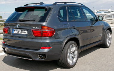 Többet fogyaszt a BMW X5-ö az Euro 6-os dízellel, mint a jelenlegi Euro 5-össel. A teljesítmény egyforma