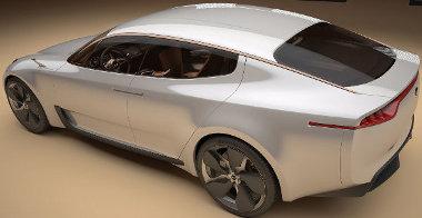 Hátsókerékhajtású sportkocsival bővülhet a Kia választék
