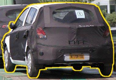 Jövőre várható a Hyundai i20 frissítés