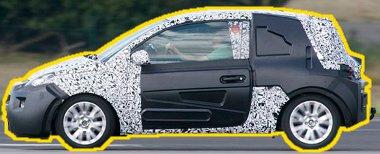 Belső égésű- és elektromotoros változata is lesz az Opel új mikroautójának