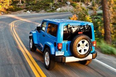 Új V6-os benzinest kapott a Jeep Wrangler, Frankfurtban kiderül, lesz-e változás a dízelmotor tekintetében