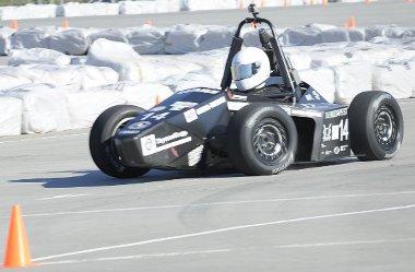 Hatodik lett a BME csapata a Formula Student Hungary-n, az először induló Kecskeméti Főiskola a huszadik helyen végzett