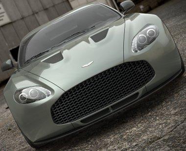 517 lóerős és nettó 330 000 fontos autó lesz az Aston Martin V12 Zagato